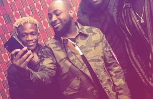 Kobazzie and Davido