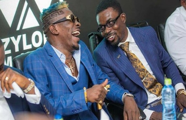 Shatta Wale and NAM1