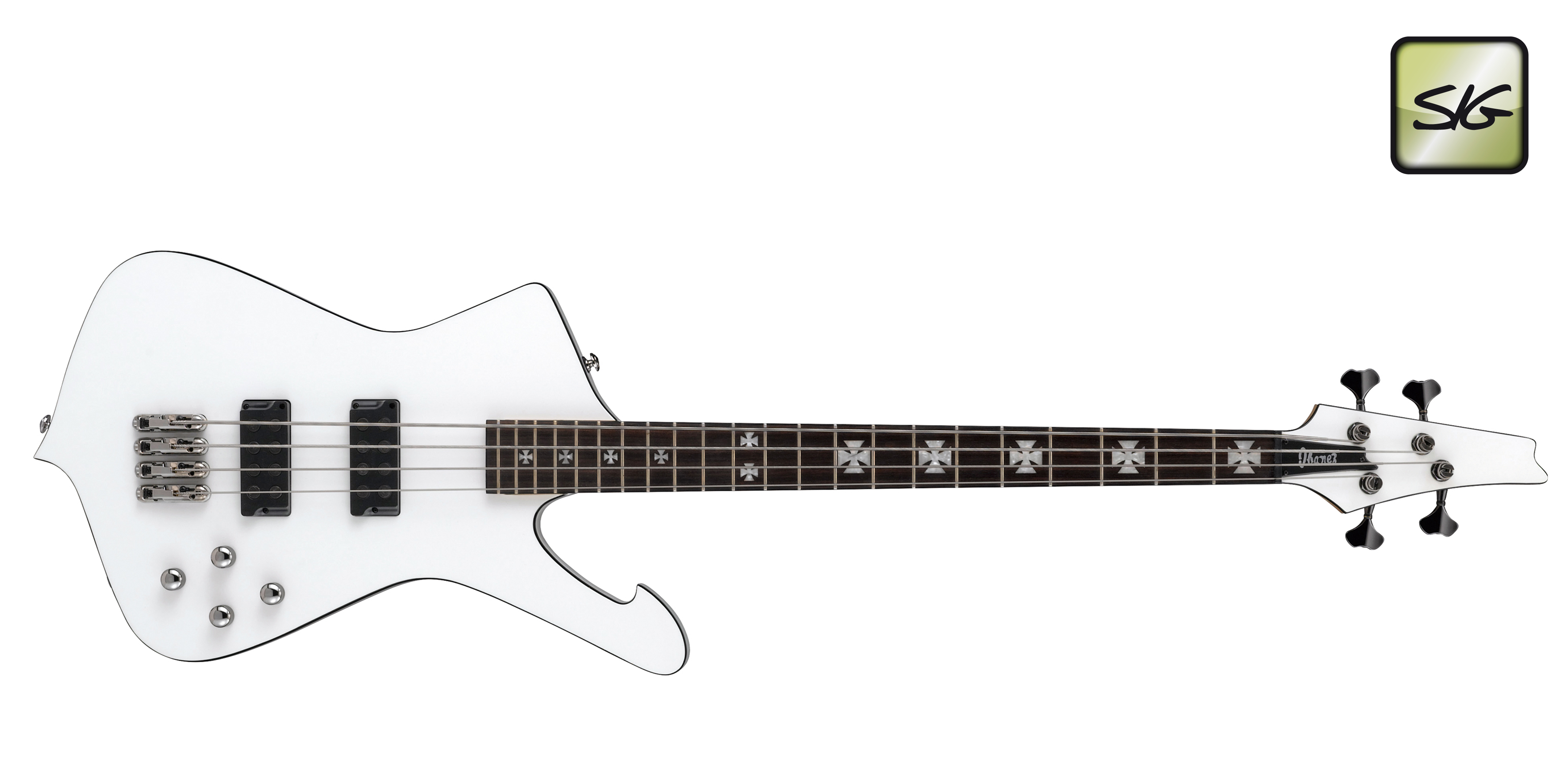 Ibanez Sdb3 Pw Sharlee D Angelo Signature Bass