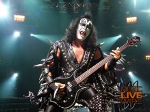 KISS Live in Charlotte, NC 7/28/04 - Verizon Wireless Amphitheater