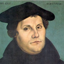 Quote # 22 by Martin Luther