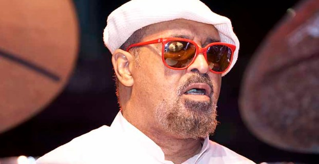Idris Muhammad is a very funky and groovy drummer