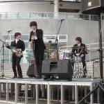 世界一のビートルズトリビュートバンド「The Fab Four」お台場野外ライブ! 2013.3.28