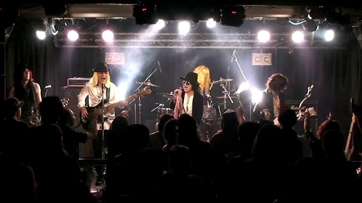 Jaded (cover) / cArelesmith as Aerosmith ケアレスミス エアロスミスのトリビュートバンド