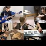 【鬼滅の刃】紅蓮華/LiSA – Band Cover【JUNNA】