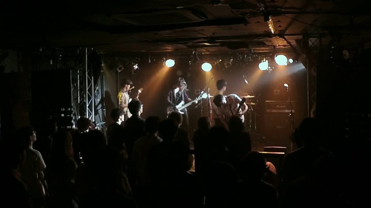 Takaragismith(Aerosmithのコピー)大阪大学軽音楽部ROCK part1
