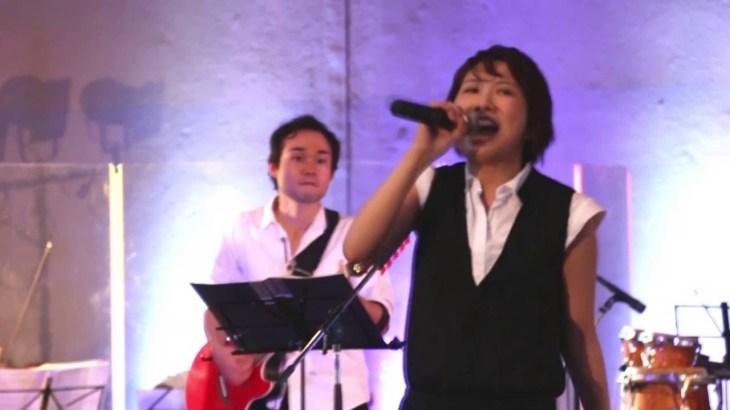 Bank Band 久保田利伸 LA・LA・LA LOVE SONG コピーバンド Park Band @ap park fes'15