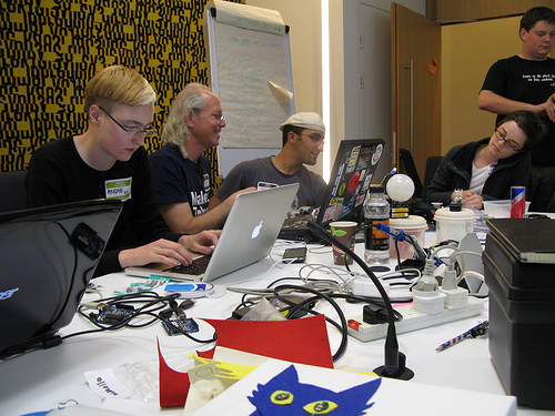 The London Music Hackday
