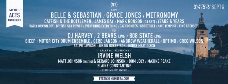 Festival Number 6 announces woodlands line-up