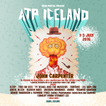 Sleep, Thee Oh Sees, Ty Segall and The Muggers announced for ATP Iceland 2016