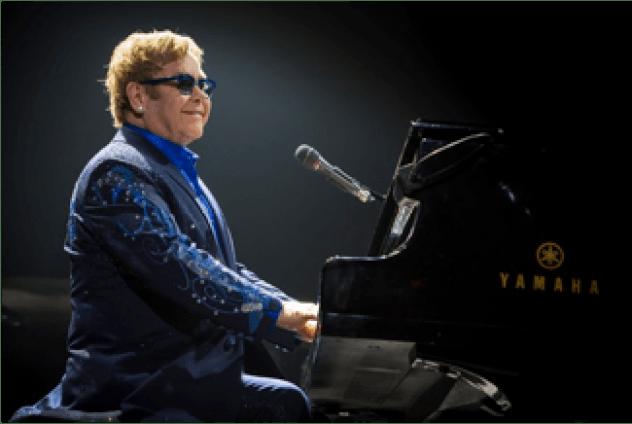 Elton John Confirmed For Nocturne 2016
