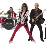Foreigner's European Tour starts at London Palladium