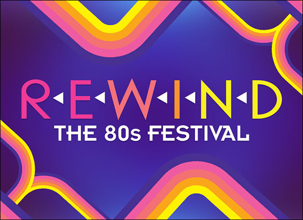 Rewind The World's Biggest 80s Festival announces 3 UK line-ups
