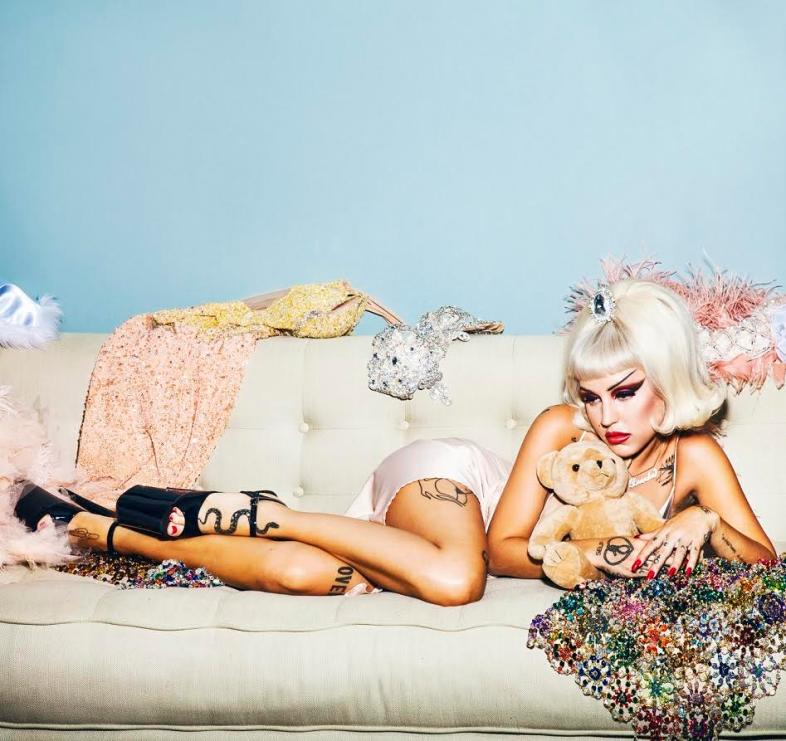 Brooke Candy unveils the music video for 'Happy Days'