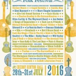 Cambridge Folk Festival 2016 – First names announced