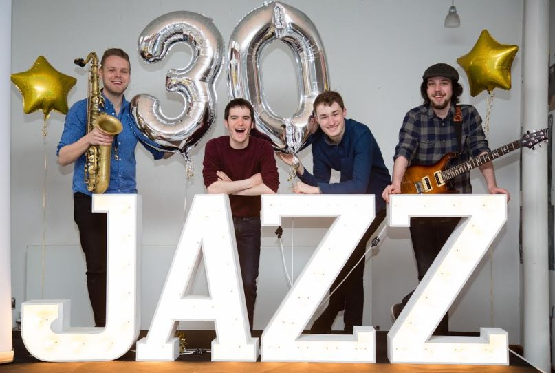 Glasgow Jazz Festival announces a bumper line-up to celebrate its 30th festival