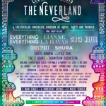 Secret Location Revealed For LeeFest Presents: The Neverland