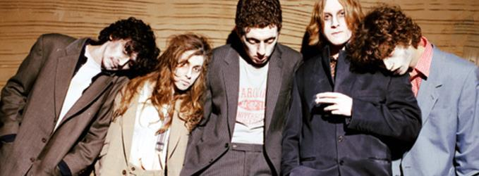 The Zutons reunite in Liverpool - a fundraiser in celebration of Kristian Eale