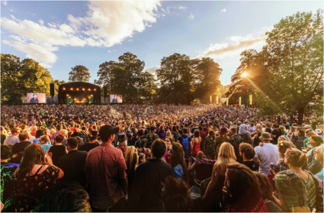 Kendal Calling Celebrates Hugely Successful 2016 & Dates Announced For Next Year
