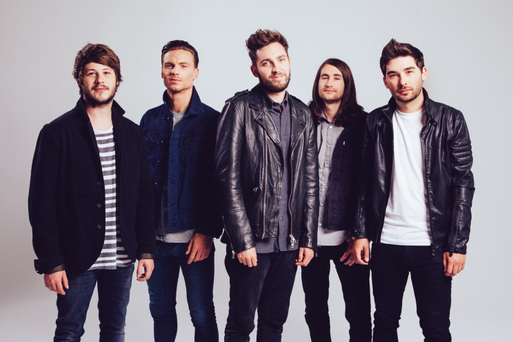 You Me At Six - UK tour announcement