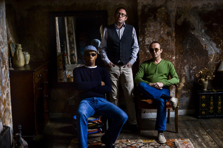 Ocean Colour Scene Celebrate 20 years of 'The Mosely Shoals' live @ Olympia, Liverpool