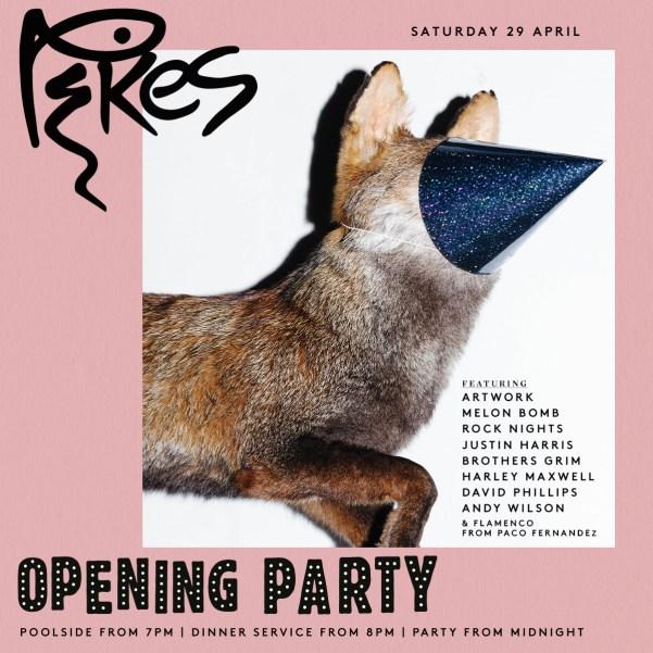Pikes, Ibiza announce their Summer Season Launch Party