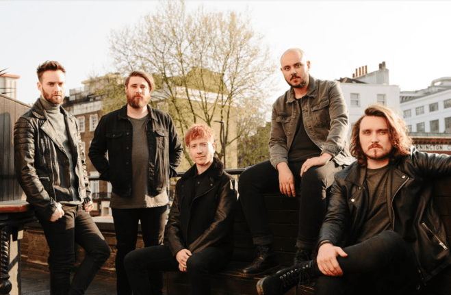 Mallory Knox team with CALM to release cover of Coldplay's 'Yellow'