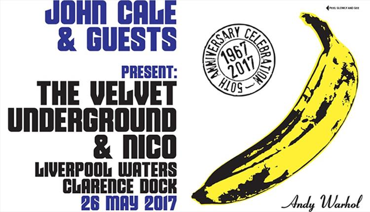 Review : John Cale - The Velvet Underground and Nico - Liverpool Sound City 2017