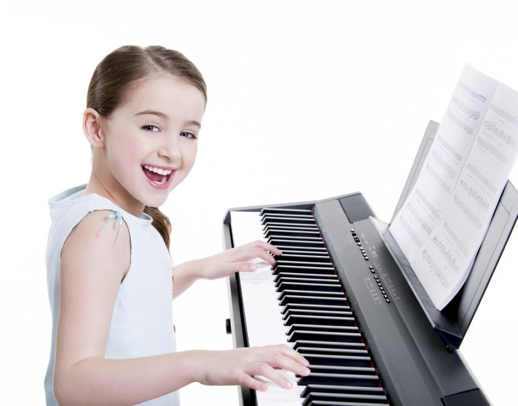 Keyboard Lessons At Music Makers Calgary