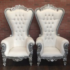 Throne Chairs For Rent Office Plus Size People Wedding Furniture Rentals Music Man Entertainment