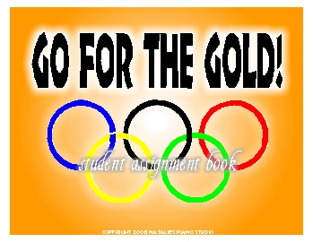 Go For The Gold Cover Image