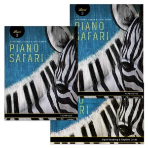 Review and Giveaway of Piano Safari Level 3 - Music Matters Blog