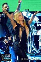 AVRIL LAVIGNE IN CONCERT XCITE CENTER OCT.10 ,2019 BENSALEM PA046
