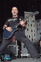 DEVIL DRIVER OZZFEST TOUR 2010 PHOTO STEVE TRAGER 05