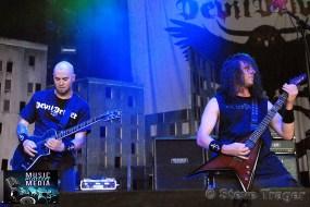 DEVIL DRIVER OZZFEST TOUR 2010 PHOTO STEVE TRAGER 11