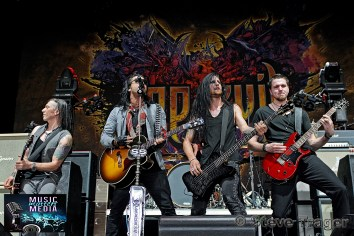 POP EVIL 93.3 WMMRBQ 2012 SUSQUEHANNA BANK CENTER CAMDEN NEW JERSEY 16