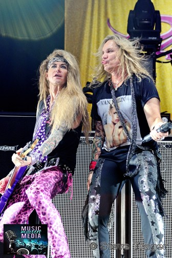 STEEL PANTHER 93.3 WMMRBQ 2012 SUSQUEHANNA BANK CENTER CAMDEN NEW JERSEY 18