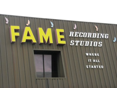 Muscle Shoals Fame Studio Let's Not Get Carried Away