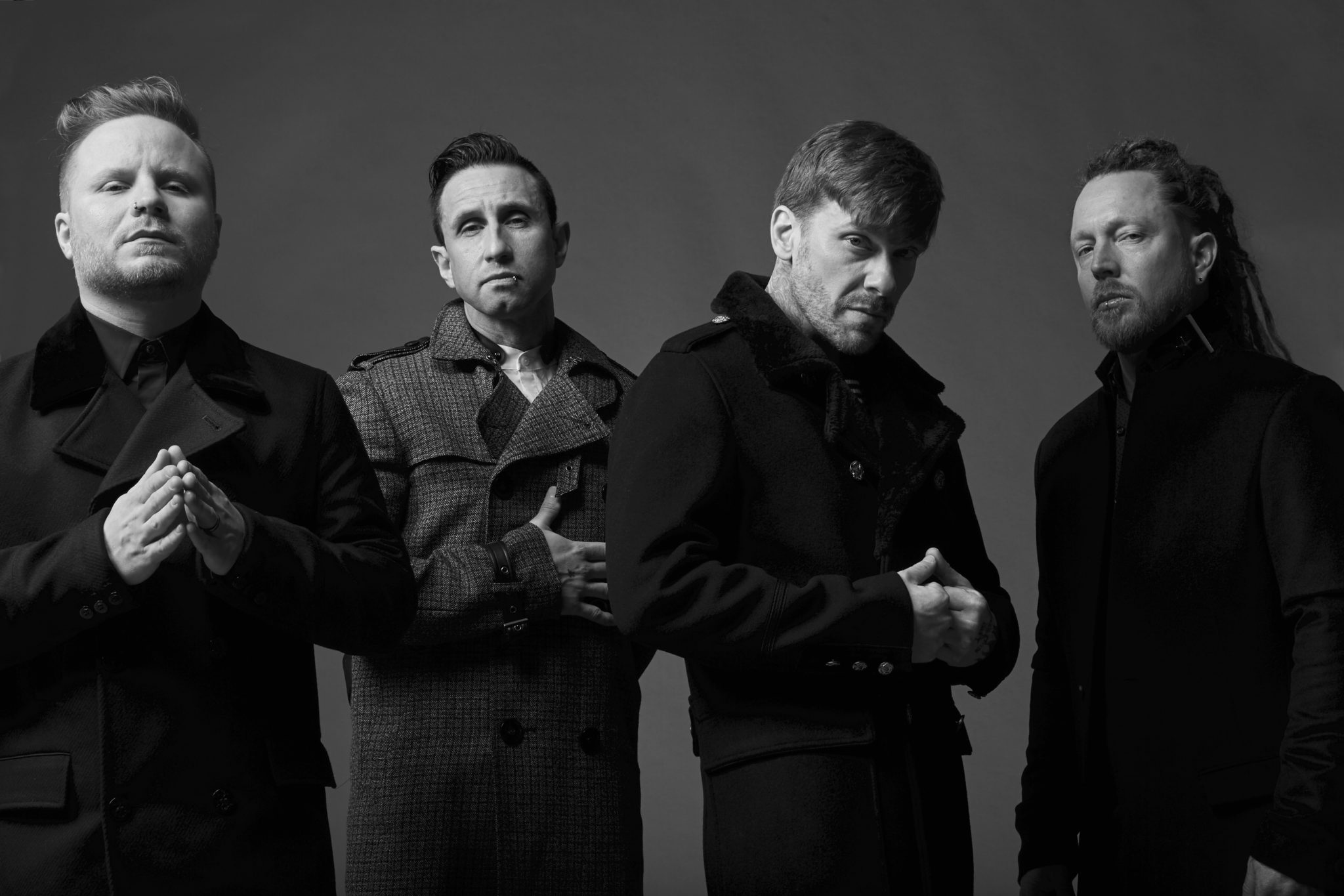 Shinedown Discuss Attention Attention In Depth Wwe Featuring Their