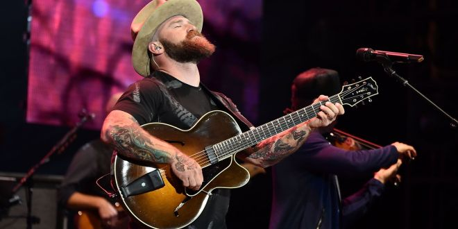 Zac Brown Band; Photo by Getty Images