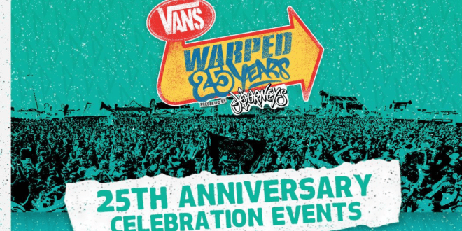 Warped Tour 2020 Bands.Vans Warped Tour Announces 2019 Dates And Reveals
