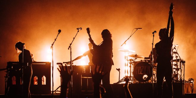 Hozier Stuns With Sold Out Wasteland Baby Tour At Grand