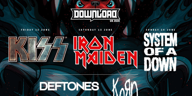 Mayhem Festival 2020.Kiss Iron Maiden And System Of A Down To Headline Download