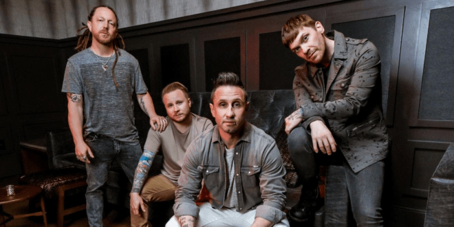 Shinedown; Photo by Sanjay Parikh