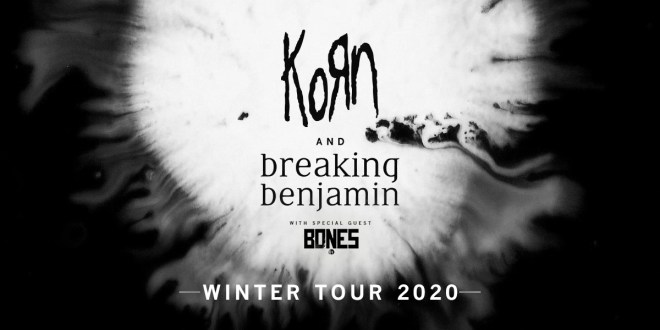 Hootie And The Blowfish Tour 2020.Korn And Breaking Benjamin Announce Co Headlining 2020 Tour