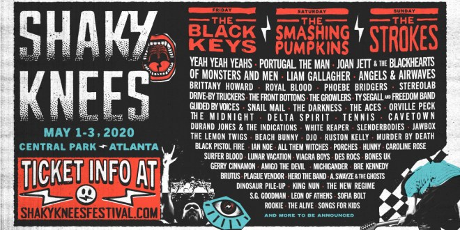Mayhem Festival 2020.The Black Keys The Smashing Pumpkins And The Strokes To