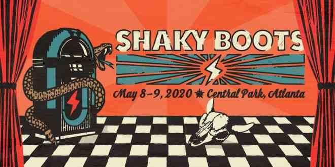 shaky boots