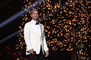 "Brett Young performing at the 2019 ""CMA Country Christmas"" special filmed at Belmont's Curb Event Center in Nashville, Tennessee. ""CMA Country Christmas"" will air on Tuesday, December 3 on ABC."