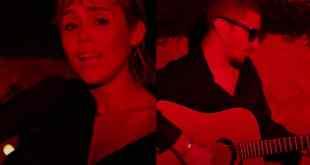 Miley Cyrus and Andrew Watt; Courtesy of YouTube