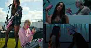 Machine Gun Kelly starring Megan Fox
